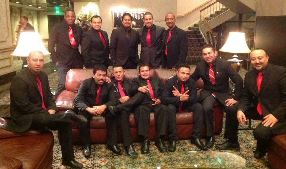 La Firma band photo