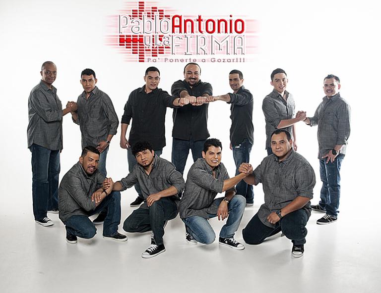Pablo Antonio y La Firma