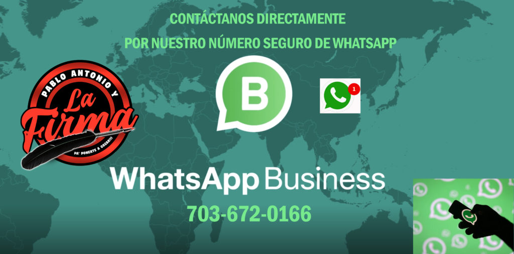 Whatsapp Business Flyer